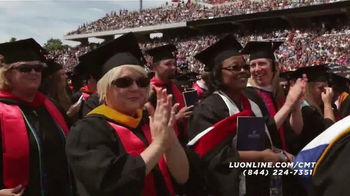 Liberty University TV Spot, 'Laura Holmes' - Thumbnail 2