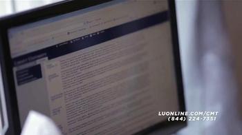 Liberty University TV Spot, 'Laura Holmes' - Thumbnail 4