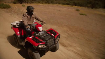 2015 Honda Foreman Rubicon & Rancher TV Spot, '4 By Fun' - Thumbnail 3