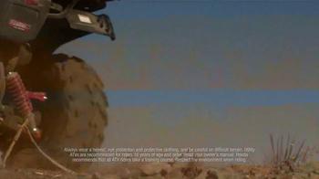 2015 Honda Foreman Rubicon & Rancher TV Spot, '4 By Fun' - Thumbnail 6