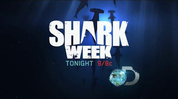 Gillette Fusion ProGlide with Flexball Technology TV Spot, 'Shark Week' - Thumbnail 8