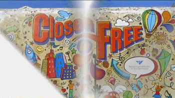 Yale-New Haven Smilow Cancer Hospital TV Spot, 'Closer to Free Wall Mural' - Thumbnail 10