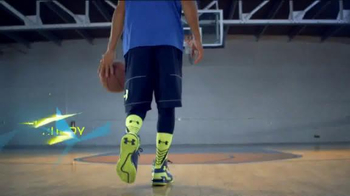 Under Armour ClutchFit TV Spot, 'Drive Basketball Shoe' Feat. Stephen Curry - Thumbnail 2