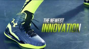 Under Armour ClutchFit TV Spot, 'Drive Basketball Shoe' Feat. Stephen Curry - Thumbnail 4