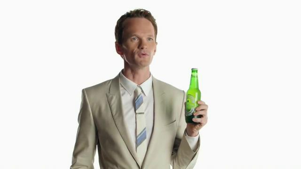 Heineken Light TV Commercial, 'Director' Featuring Neil Patrick Harris
