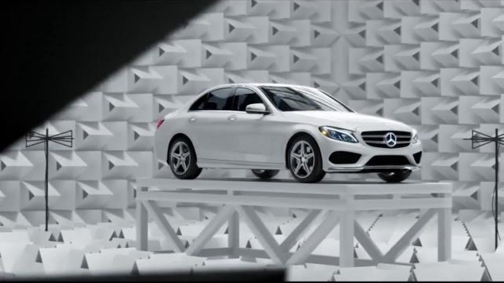 2015 mercedes benz c class tv commercial 39 the choice 39. Black Bedroom Furniture Sets. Home Design Ideas