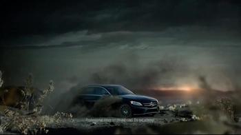 2015 Mercedes-Benz C-Class TV Spot, 'The Choice' - Thumbnail 5