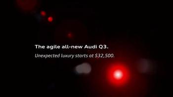 2015 Audi Q3 TV Spot, 'Rewrite' - Thumbnail 10