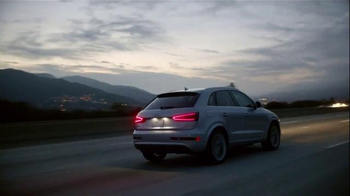 2015 Audi Q3 TV Spot, 'Rewrite' - Thumbnail 7