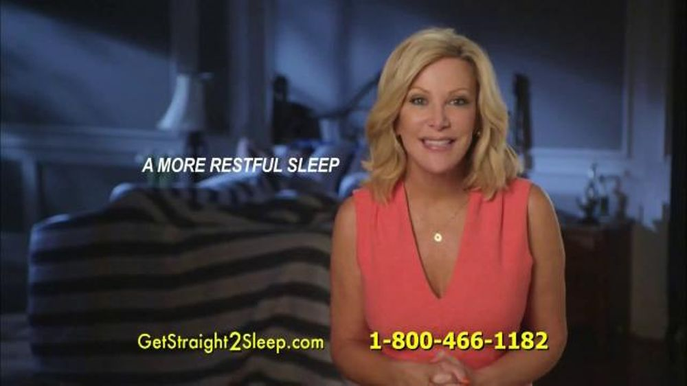 Straight 2 Sleep TV Commercial, 'That Perfect Pillow' Featuring Kym Douglas