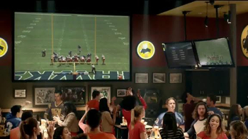 Buffalo Wild Wings TV Spot, 'Fans' - Thumbnail 1