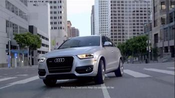 2015 Audi Q3 TV Spot, 'Scripted Life' - Thumbnail 7