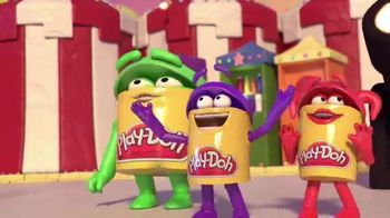 Play-Doh Launch Game TV Spot, 'Step Right Up'