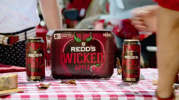 Redd's Wicked Apple Ale TV Spot, 'Wine' - Thumbnail 5