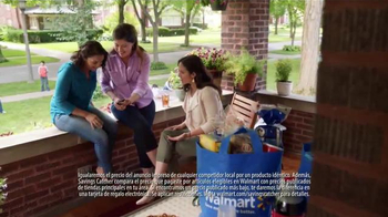 Walmart Savings Catcher TV Spot, 'Patio' [Spanish] - Thumbnail 7