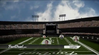 FanDuel Fantasy Football One-Week League TV Spot, 'No Commitment' - Thumbnail 1