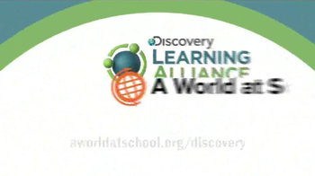 Discovery Learning Alliance TV Spot, 'A World at School' - Thumbnail 9