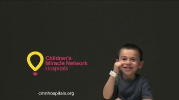 Children's Miracle Network Hospitals TV Spot, 'Put Your Money in Miracles' - Thumbnail 10