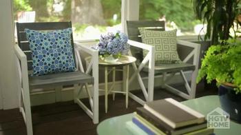 HGTV Home TV Spot, 'Outdoor Living'