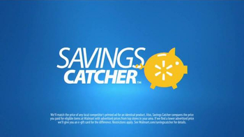 Walmart Savings Catcher TV Spot, 'Every Time' - Thumbnail 9