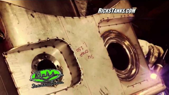Rick's Stainless Tanks TV Spot - Thumbnail 3