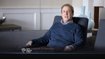 Time Warner Cable Internet TV Spot, 'Mejor Precio' [Spanish] - Thumbnail 5