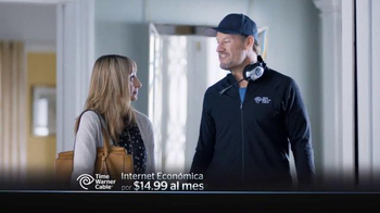 Time Warner Cable Internet TV Spot, 'Mejor Precio' [Spanish]