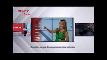 XFINITY Latino TV Spot, 'No Se Puede Perder' [Spanish] - Thumbnail 4