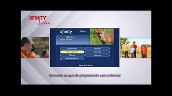XFINITY Latino TV Spot, 'No Se Puede Perder' [Spanish] - Thumbnail 6