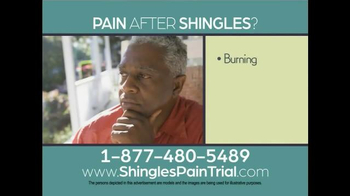ShinglesPainTrial.com TV Spot - Thumbnail 2