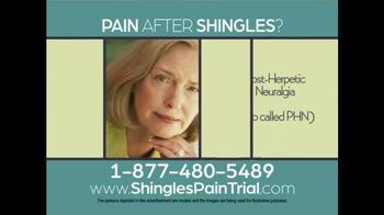 ShinglesPainTrial.com TV Spot - Thumbnail 3
