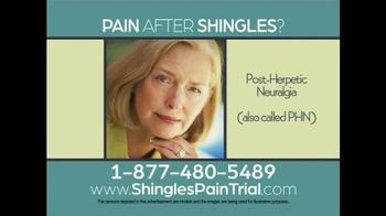 ShinglesPainTrial.com TV Spot - Thumbnail 4