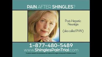 ShinglesPainTrial.com TV Spot - Thumbnail 5