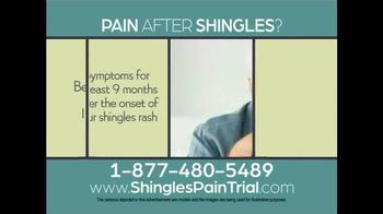 ShinglesPainTrial.com TV Spot - Thumbnail 6
