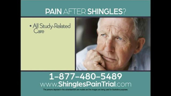 ShinglesPainTrial.com TV Spot - Thumbnail 8