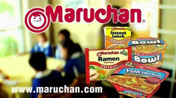 Maruchan TV Spot, 'Feed My Family' - Thumbnail 9