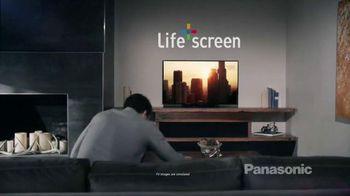 Panasonic Life + Screen TV Spot, 'AS530 Series LED LCD TV Product'