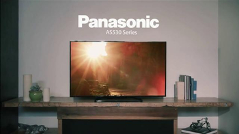 Panasonic Life + Screen TV Spot, 'AS530 Series LED LCD TV Product' - Thumbnail 10