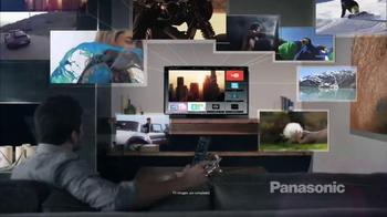 Panasonic Life + Screen TV Spot, 'AS530 Series LED LCD TV Product' - Thumbnail 3