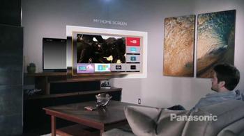 Panasonic Life + Screen TV Spot, 'AS530 Series LED LCD TV Product' - Thumbnail 5