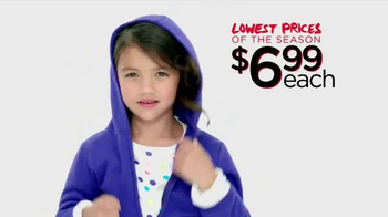 Kohl's Lowest Prices of the Season TV Spot, 'Back to School' - 563 commercial airings
