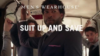 Men's Wearhouse Suit Up and Save TV Spot, 'On the Bus'