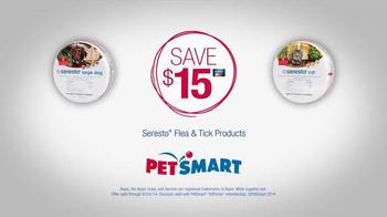 PetSmart TV Spot, 'Seresto Large Dog Flea Collar' - Thumbnail 8