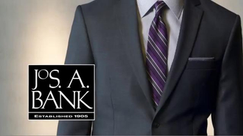 JoS. A. Bank Two for $299 Suit Event TV Spot, 'Slim and Traditional Suits' - Thumbnail 1
