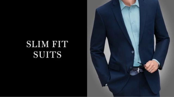JoS. A. Bank Two for $299 Suit Event TV Spot, 'Slim and Traditional Suits' - Thumbnail 7