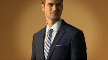 JoS. A. Bank Two for $299 Suit Event TV Spot, 'Slim and Traditional Suits' - Thumbnail 9
