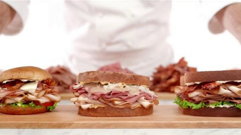 Arby's Mega Meat Stacks TV Spot, 'Almost All The Meats' - Thumbnail 4