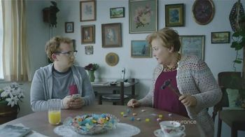 Esurance TV Spot, \'Shirlee: Candy Crush Enthusiast\'
