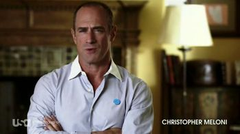 NoMore.org TV Spot, Featuring Christopher Meloni