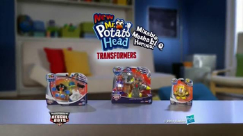 Transformers Mr. Potato Head TV Spot - Thumbnail 10